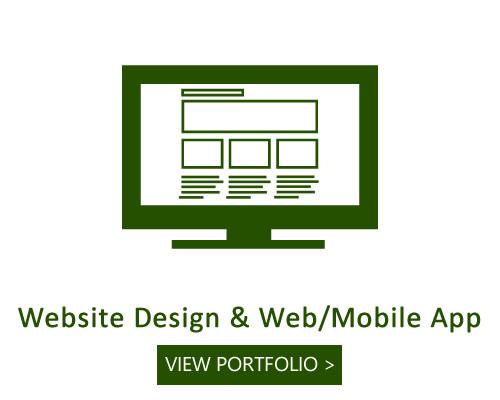 ourwork website design.
