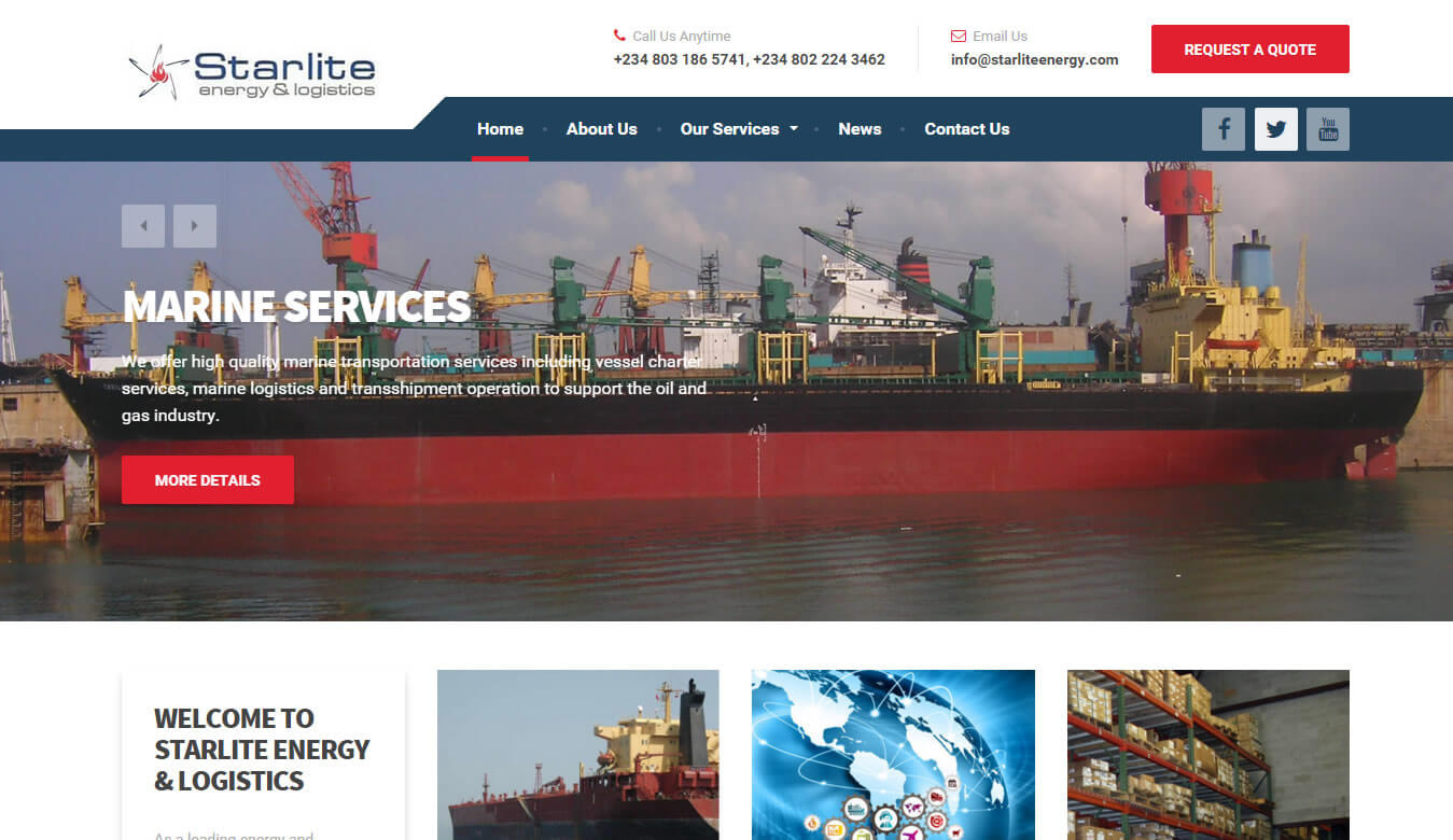 website starlite.